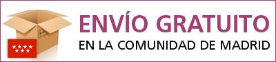 Envío gratuito en la Comunidad Madrid