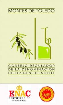 Logo DO Montes de Toledo