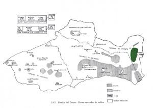 Mapa de los Estados del Duque - Cuna del Aceite de Oliva Virgen Extra Molino Cerro Rubio
