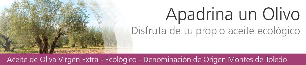 Aceite de Oliva Virgen Extra Ecológico - Apadrina un Olivo