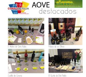 Selección AOVES en la Jornada Consumeralia
